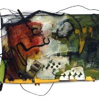 Skulptur-Malerei